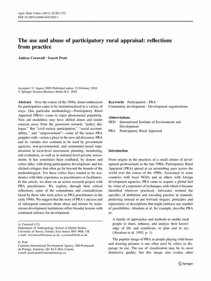 an appraisal of household participation in This paper computes the expected present value of social security retirement benefits and taxes for households of different marital circumstances, incomes, and age cohorts also computed are the net gain or loss from participation in the system and the expected internal rate of return it offers various participants the paper.